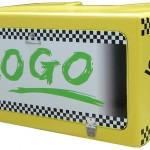 Logo cassone personalizzabile